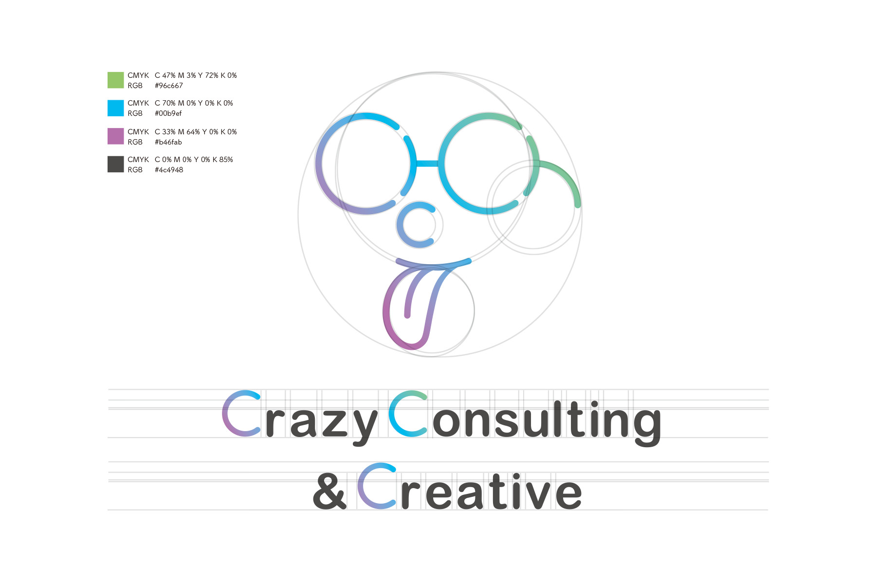 crazy consulting creativeロゴイメージ